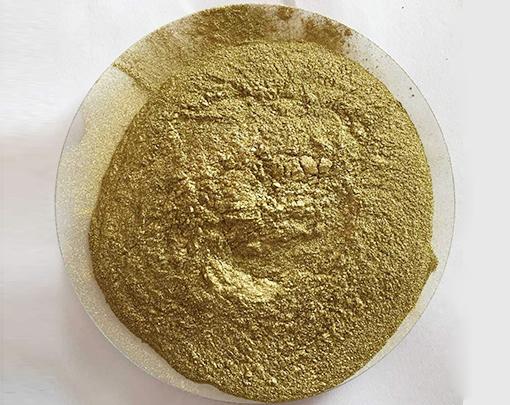 铜金粉质量指标